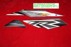 Spesifikasi Striping Stiker List Bodi Supra X 125 Cw 2011 Yg Baik