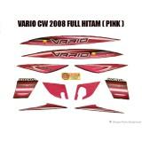 Harga Striping Vario Cw 2008 Full Hitam Pink Di Jambi