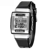 Beli Student Watches Waterproof Digital Wrist Watch For Boys And Girls 66188 Black Tiongkok