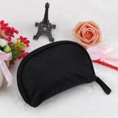 Stylish Tourist Girl Kostum Kosmetik Tas Dandan Mini Tas Penyimpanan Tas-Intl