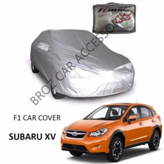 Subaru XV F1 Kualitas Tinggi Tahan Lama Penutup Mobil Sunproof Debu Proofwater Tahan Pelindung Anti UV