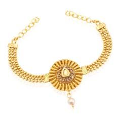Sukkhi Gold Berlapis Bajuband untuk Wanita-Internasional