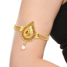 Sukkhi Gold Plated Bajuband For Women - intl