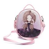 Pusat Jual Beli Summer Travel Hadiah Casing Gadis Anak Anak Putri Satchel Casing Bahu Ransel Pink Dandelion Tiongkok