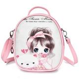 Toko Summer Travel Hadiah Casing Gadis Anak Anak Putri Satchel Casing Bahu Ransel Pink L*l*t* Gadis Oem Tiongkok