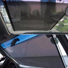 Jual Sun Shield Pelindung Panas Kaca Mobil Model Roll Baru