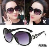 Promo Kacamata Hitam Wanita 2017 Star Model Retro Bingkai Round Face Driving Anti Ultraviolet Sunglasses Ms Sunglasses Tidak Ditentukan Intl Indonesia