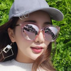 Kacamata Hitam Wanita Bergelombang 2017 Baru Yang Mi Bintang Paragraf Sama Wajah Bulat Terpolarisasi Net Merah Kacamata Hitam Kacamata Minus-Intl
