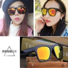 Harga Sunglasses Pria Dan Wanita Reflektif Sunglasses 2016 Star Model Hipster Toad Mirror Retro Frame Sunglasses Tidak Ditentukan Multicolor Intl Dan Spesifikasinya