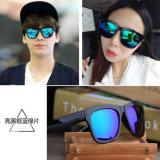 Diskon Sunglasses Men And Women Reflective Sunglasses 2016 Star Models Hipster Toad Mirror Retro Frame Sunglasses Not Specified Multicolor Intl Oem Di Indonesia