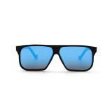 Harga Sunglasses Pria Goggle Sun Glasses Warna Biru Merek Desain Intl Terbaik