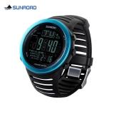 Jual Sunroad Fr720 Memancing Digital Barometer Menonton 5Atm Alat Pengukur Tinggi Termometer Prakiraan Cuaca Hitung Mundur Waktu Stopwatch Internasional Branded Original