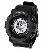 Jual Sunroad Sports Watch Fr821A Altimeter Barometer Kompas Pedometer Countdown Branded Murah