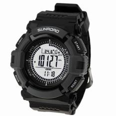 Harga Sunroad Sports Watch Fr821A Altimeter Barometer Kompas Pedometer Countdown New
