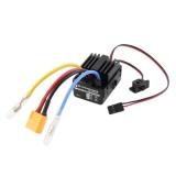 Sunsky Hobbywing Wp 1040 60 Amp Tahan Terhadap Udara Disikat Esc Kontroler For 1 12 1 10 Rc Lain Model Mobil Asli
