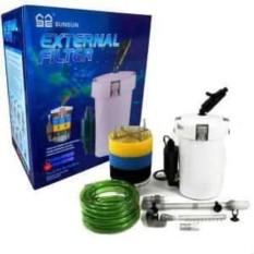 Spesifikasi Sunsun Hw 603B External Filter Dan Harganya
