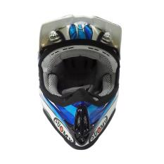 Suomy MR Jump Molotov Helm Full Face - Blue