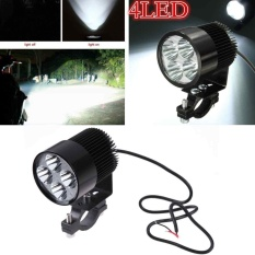 Beli Super Bright 12 V 85 V 20 W Led Spot Lamp Head Light Bulb Motor Motor Sepeda Motor Intl Murah