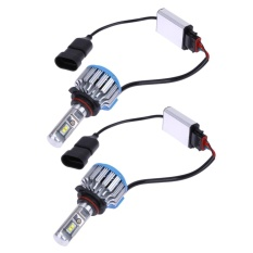 Diskon Super Terang Lampu Depan Mobil Led 70 W 7000Lm 9012 Intl Tiongkok