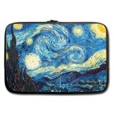 Review Toko Superior Neoprene Vincent Van Gogh Sleeve Case For Notebook Macbook Pro 15 And Laptop 14 14 1 Intl
