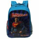 Beli Superman Kids Bag 3D Premium High Quality Online
