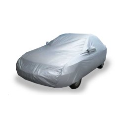Supernova Cover Untuk Mobil Sedan Baleno - Silver