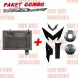 Tips Beli Supra Gtr 150 Honda Ori Paket Tutup Radiator Cover Radiator