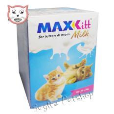 SUSU ANAK KUCING KECIL MAX KITT - 1 DUS