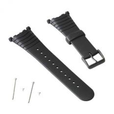 Suunto Vector Strap Kit Semua Elastomer Hitam-Intl