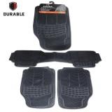 Beli Suzuki Baleno Durable Karpet Karet Pvc 3 Pcs Comfortable Universal Black Durable Murah