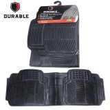 Beli Suzuki Ertiga Karpet Mobil Karet Pvc Durable 1Pcs Baris 3 Black Terbaru