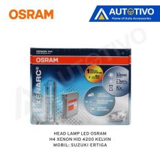 Suzuki Ertiga Osram Lampu Depan (Head Lamp) Xenon HID H4 4200K
