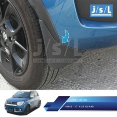 Suzuki Ignis Karpet Lumpur JSL / Mud Guard