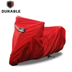 SUZUKI SKYDRIVE DURABLE Cover Motor / Sarung Motor RED