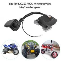 Sweatbuy Ignition Coil Untuk Minimoto Atv Dirt Bike Quad 49Cc 47Cc Intl Diskon Akhir Tahun