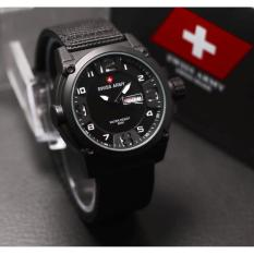 swiss army canvas black-best seller-for man
