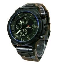 Toko Swiss Army Chrono Jam Tangan Pria Full Stainless Sa4331Lt Putih Lengkap