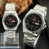 Spek Swiss Army Couple Stainless Steel Terbaru Elegant Sporty