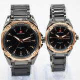 Jual Swiss Army Couple Watch Rose Gold Stainless Swiss Army Sa 5249Ml Original