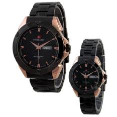 Top 10 Swiss Army Couple Watch Silver Stainless Swiss Army Sa 5088Fr Coup Fb Gld Online