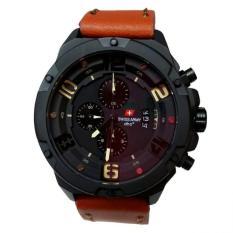 Toko Swiss Army Dhc Jam Tangan Pria Leather Strap Sa 2272 Lb Online Jawa Barat