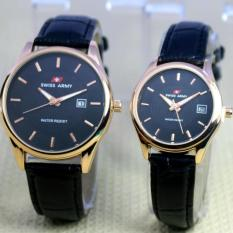 Jual Beli Online Swiss Army Fashion Jam Tangan Couple Sa 70135
