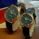 Review Swiss Army Fashion Jam Tangan Couple Strap Kulit Sa8701