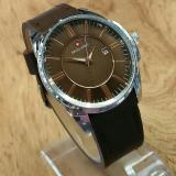 Beli Barang Swiss Army Jam Tangan Casual Pria Leather Strap Sa 1124 Brown Online