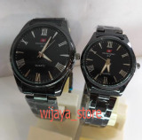 Spek Swiss Army Jam Tangan Couple Stainless Steel Sa21871 Hitam Swiss Army