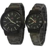 Ulasan Swiss Army Jam Tangan Couple Stainless Stell Sa 3649 Black