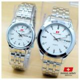 Tips Beli Swiss Army Jam Tangan Couple Stanless Steel Ds