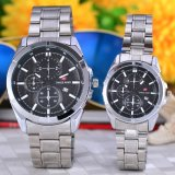 Beli Swiss Army Jam Tangan Pria Wanita Body Silver Black Dial Stainless Stell Band Sa 5383Gl Tgl Sb Couple