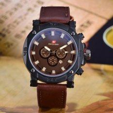 Toko Swiss Army Jam Tangan Pria Body Black Brown Dial Coklat Tua Leather Sa 3593C Bc Tgl Kulit Coklat Tua Termurah Indonesia