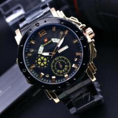 SWISS ARMY jam tangan pria- dj- Northfield SA4431 STRAP RANTAI ROSE GOLD (NEW)